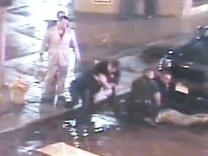VIDEO: Excessive Force Seemingly Caught on Tape