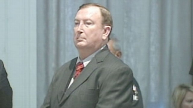 VIDEO: Prosecution says Lieutenant Colonel Jerome Ursland went too far.