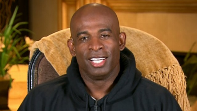 VIDEO: The Hall of Fame football player discusses his bitter divorce battle.