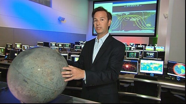 VIDEO: Exact location not yet known for decommissioned NASA Satellite.