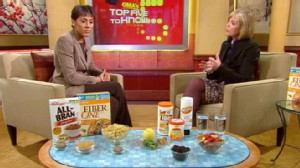 VIDEO: Dr. Marie Savard explains five easy ways to get more fiber.
