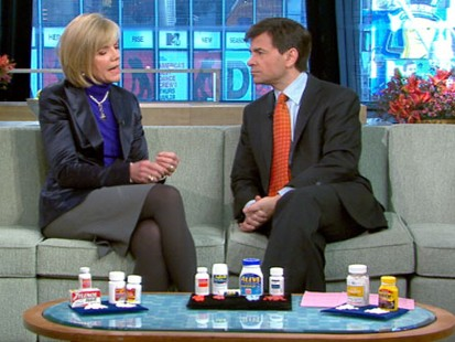 VIDEO: Dr. Marie Savard explains how to select and use popular pain medications.
