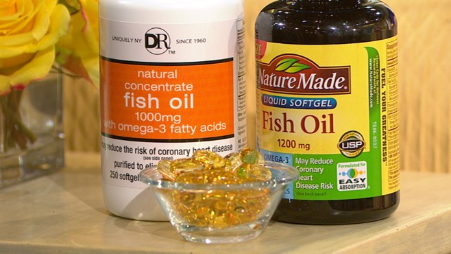 Study finds fish oil may reduce breast cancer risk video for Fish oil cancer
