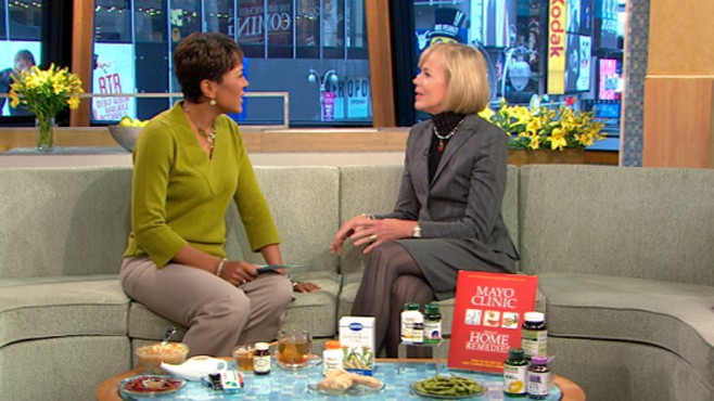 VIDEO: Dr. Marie Savard describes ways to treat pain with home remedies.