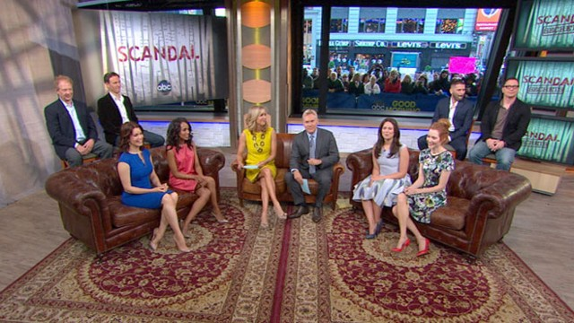 Video: Scandal Cast Reveal Reaction to Shocking Finale