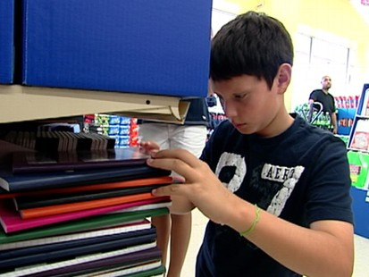 "VIDEO: ""GMA"" tests which type of store has the lowest school supply prices."