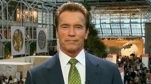 VIDEO: Schwarzenegger Focuses on Climate Talks