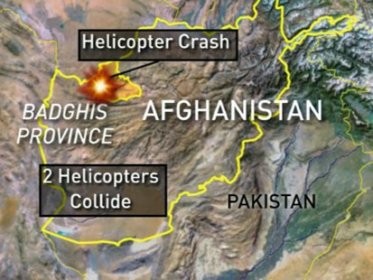 VIDEO: 14 Americans Killed in 3 Choppers in Afghanistan