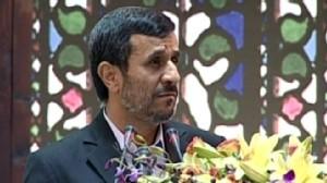 VIDEO: Attack on Ahmadinejad