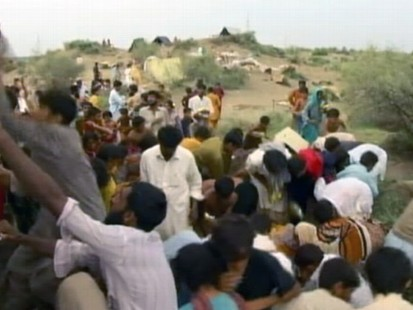 VIDEO: Pakistan flooding