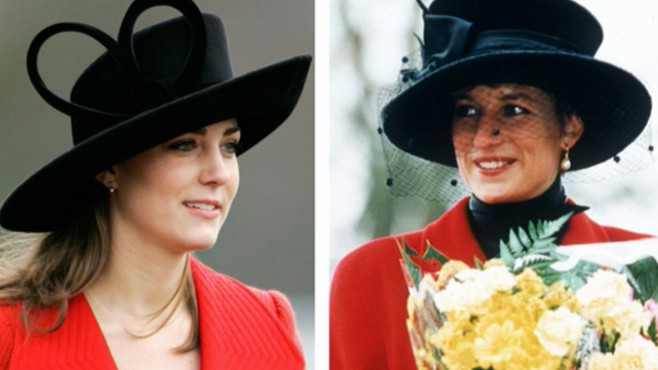 VIDEO: Comparing Princess Diana and Kate Middletons similarities and differences.