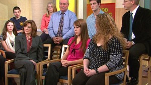 VIDEO: See parents and teens discuss sexting in this new extended video.