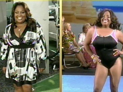 "VIDEO: ""The View"" star reveals her dieting and exercise secrets."
