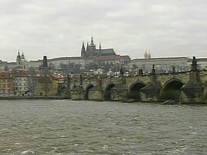 VIDEO: Prague Castle in the Czech Republic encloses acres of opulence.