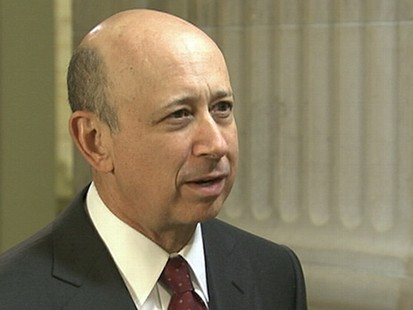 VIDEO: Lloyd Blankfein on Goldman Sachs