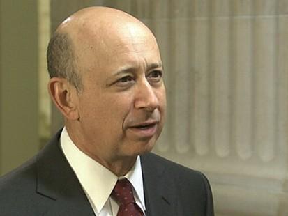 VIDEO: Lloyd Blankfein on Goldman Sachs