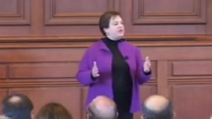 VIDEO: Elena Hagans Harvard Years