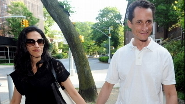 VIDEO: A look at the congressmans wife and the future of their marriage.