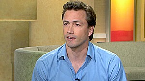 PHOTO Andrew Shue co-founded CafeMom.com to help moms help each other.