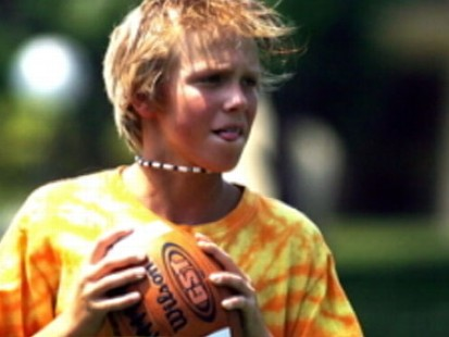 VIDEO: The Youngest Quarterback