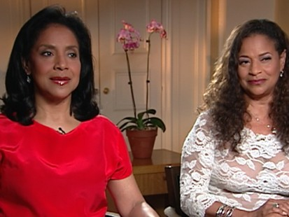 Phylicia Rashad and sister