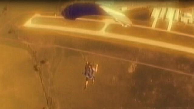 VIDEO: Skydive Instructor Tried to Save Student