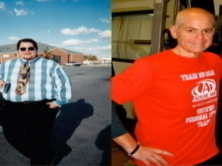 Watch: Man Loses 300 Pounds After Major Lifestyle Change