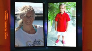 VIDEO: 34-year-old Christine Badre Schnabl and her 5-year-old son Philipe.