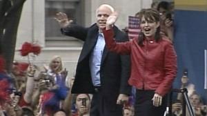 VIDEO: Sarah Palins upcoming book creates a media blitz.