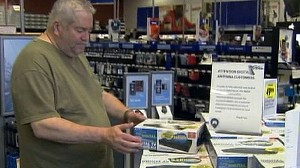 VIDEO: Tonight all TVs must be digitally compliant or they?ll fail to work.