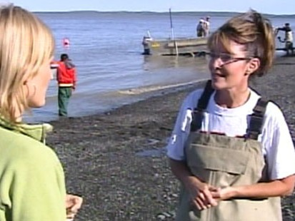 VIDEO: The Alaska governor sets the record straight on why she is stepping down.