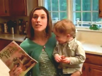 VIDEO: Some parents are blogging for bucks, accepting free products, ads and sponsors.