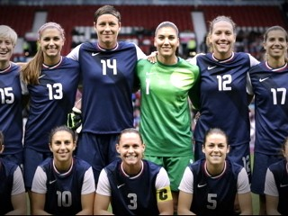 Watch: London 2012 Olympics: Meet the U.S. Women's Soccer Team