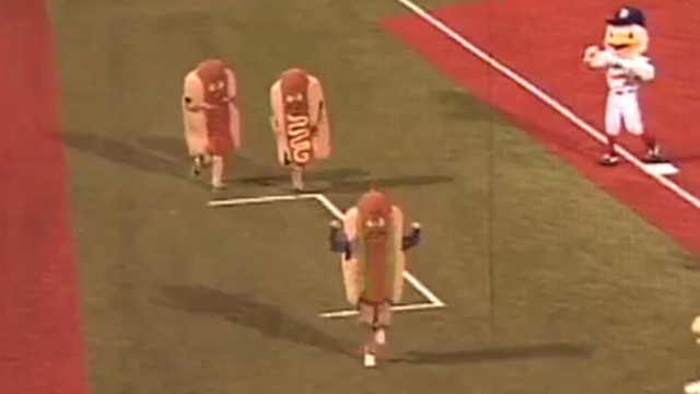 VIDEO: Soldier Surprises Wife Dressed as Hot Dog