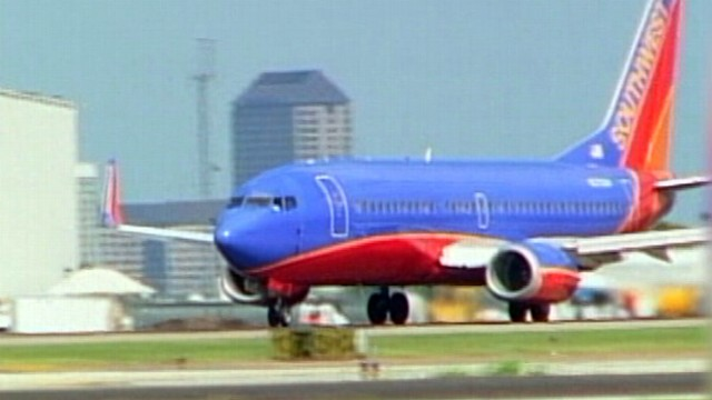"VIDEO: Passengers thought they heard ""bomb on board"" instead of ""mom on board."""