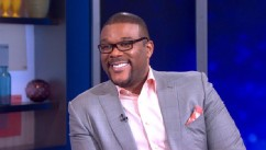 VIDEO: Tyler Perry on New Film 'The Single Moms Club'