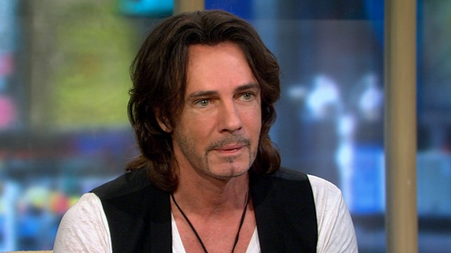 VIDEO: Grammy-winning artist Rick Springfield opens up about his life in a new book.