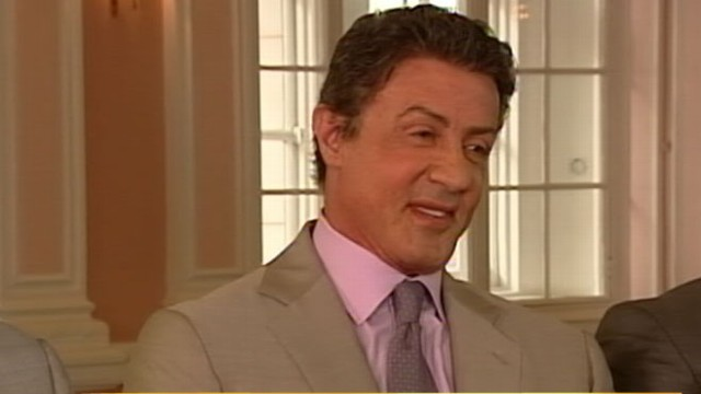 Sylvester Stallone Speaks About Death of Sage Stallone