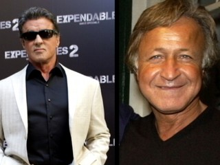 Watch: Did Stallone Go 'Rambo' on Contractor?