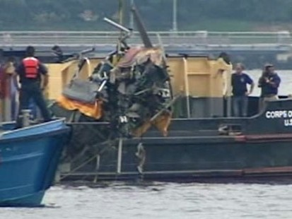 VIDEO: Midair collision over Hudson River raises concerns over air traffic.