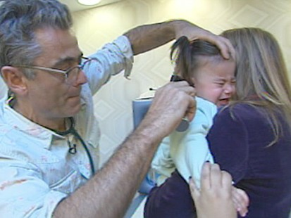 VIDEO: Poll shows 40 percent of American parents refuse to vaccinate their kids.