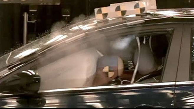 VIDEO: The federal government will not use female dummies when testing vehicle safety.