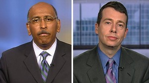VIDEO: Republican Michael Steele and Democrat David Plouffe discuss the implications.