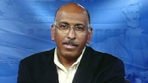 VIDEO: Michael Steele Defends Spending