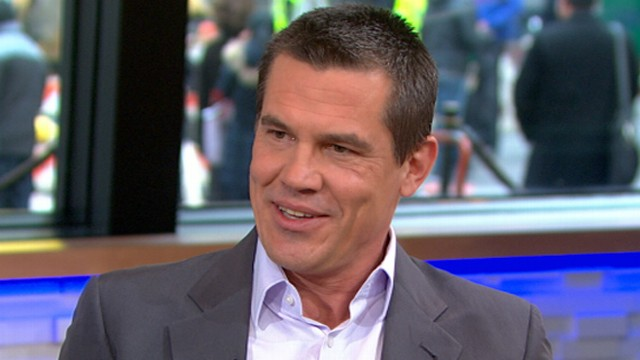VIDEO: Josh Brolin Talks About Gangster Squad