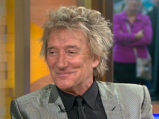 Watch: Rod Stewart on New Memoir, Marriage and Famous Hair
