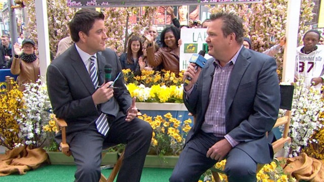 Video: Eric Stonestreet on Modern Familys Final 2 Episodes