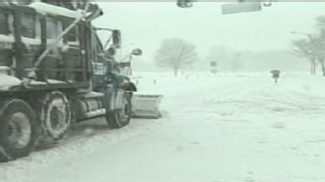 VIDEO: Winter Storm Pounds East Coast, Possible Blizzard for Some Cities
