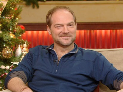VIDEO: Les Stroud on GMA.