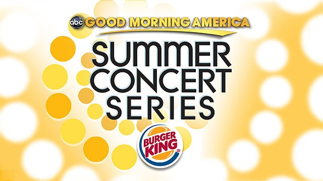 PHOTO: ABC's Summer Concert Series.